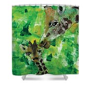 Motherly Love Shower Curtain