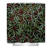 Mother's Clematis Shower Curtain