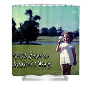 Mother's Day 1964 Shower Curtain