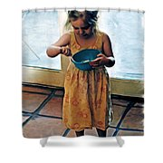 Mothers Helper Shower Curtain