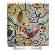 Mother's Room Shower Curtain