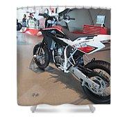 Motorbikes 1 Shower Curtain