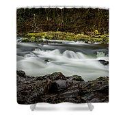 Moulton Falls 1 Shower Curtain