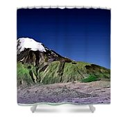 Mount Ararat Turkey Shower Curtain