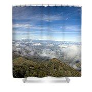 Mount Diablo State Park Shower Curtain