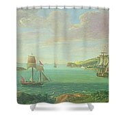 Mount Edgcumbe Shower Curtain