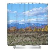Mount Katahdin From Stacyville Shower Curtain
