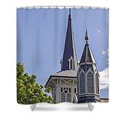 Mount Kisco Shower Curtain