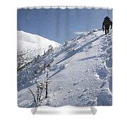 Mount Madison - White Mountains New Hampshire Usa Shower Curtain