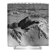 Mount Mckinley - The Great One Shower Curtain