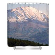 Mount Saint Helens Spirit Shower Curtain
