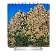 Mount Saint John Shower Curtain