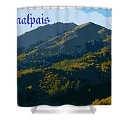 Mount Tamalpais 2013 Shower Curtain