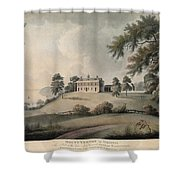 Mount Vernon, 1800 Shower Curtain