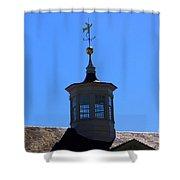 Mount Vernon Cupola Shower Curtain