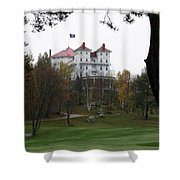 Mount Washington Hotel - Bretton Woods Shower Curtain