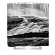 Mountain Flow Shower Curtain