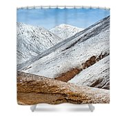 Mountain Shower Curtain