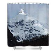 Mountain Peak Shower Curtain
