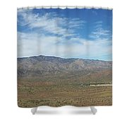 Mountainview Shower Curtain