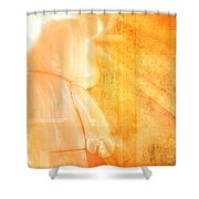 Mouse Number 7 Shower Curtain by Scott Norris