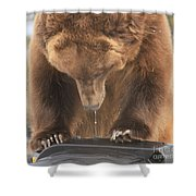 Mouthwatering Shower Curtain