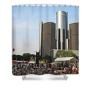 Movement Day C Shower Curtain