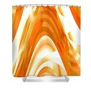 Moveonart Ageofaquariuscelebration Shower Curtain
