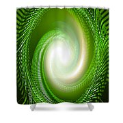 Moveonart Christmaswish2 Shower Curtain