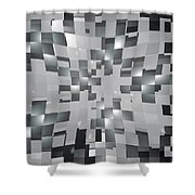 Moveonart Visualtherapytime25 Shower Curtain