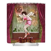 Moxie Shower Curtain