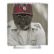 Mr. Samuel Shower Curtain