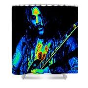 Mrmt #11 Enhanced In Cosmicolors Shower Curtain