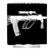 Msar Stg-556 Reversed Shower Curtain