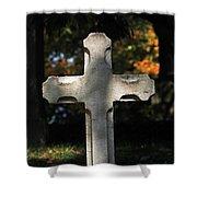 Mt Auburn Cemetery 9 Shower Curtain