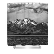 Mt. Cook Shower Curtain