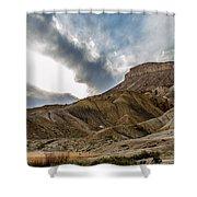 Mt. Garfield - Special Edition Shower Curtain