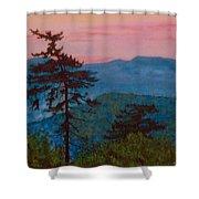 Mt. Greylock Shower Curtain