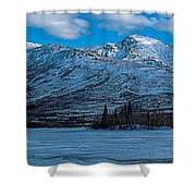 Mt. Healy Shower Curtain