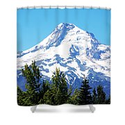 Mt. Hood Oregon Shower Curtain