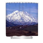 Mt. Mckinley Shower Curtain
