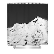 Mt. Ruapehu 2 Shower Curtain