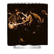 Mtb Jamming 1976 Shower Curtain