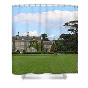 Muckross House 7630 Shower Curtain