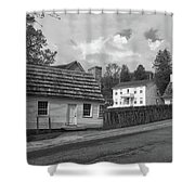 Mugulpin House 10338 Shower Curtain