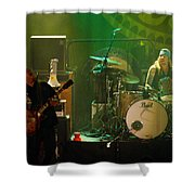 Mule #11 Shower Curtain