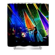 Mule #35 Psychedelically Enhanced 2 Shower Curtain