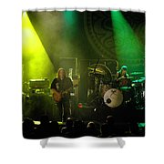 Mule #8 Shower Curtain