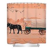 Mule Days - Westmoreland Tn  9-28-13  2 Shower Curtain