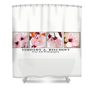 Multi Image Print 003 Shower Curtain